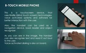 Assistive Technology For The Blind Assistive Technology For Students With Visual Impairment Andautistic U2026