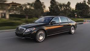 maybach bentley mercedes maybach s 600 review 2017 autocar