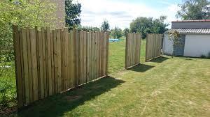 jardin cloture ar paysage clôture design à rezé 44