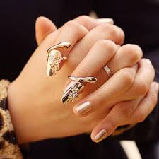 ring finger nail design image collections nail art designs