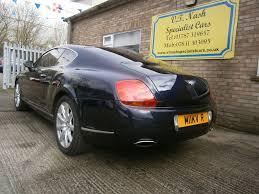 bentley continental gt car bentley used blue bentley continental gt for sale suffolk