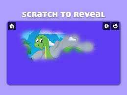 dinosaur scratch u0026 color for kids u0026 toddlers android apps on