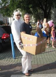 headless costume headless optical illusion costume
