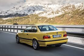 Bmw M3 Yellow Green - 30 years of the bmw m3