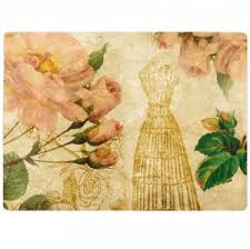 place mat shabby chic mannequin tablemat online shopping india