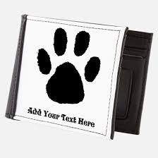 paw print template paw print wallets for paw print wallets