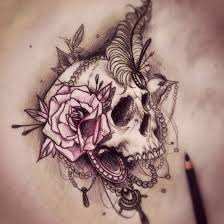 sugar skulls and roses tattoos tattoo collection