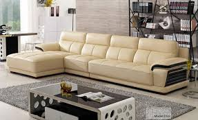Chaise Lounge Sofa Cheap Modern Leather Sectional Sofa Picture More Detailed Picture