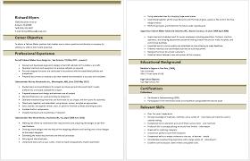 Handyman Resume Template Cabinet Maker Resume