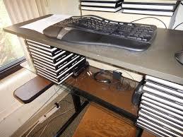 diy sit stand workstation best home design excellent with diy sit