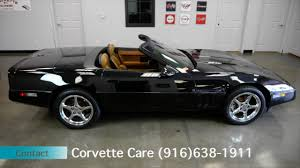 1989 corvette convertible 1989 black corvette convertible for sale 916 638 1911