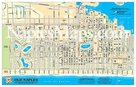 map of naples fl map naples customized sle naples florida