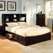 bedding cool california king bed frame with drawers headboard