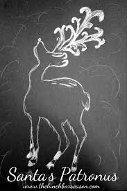 santa u0027s patronus it u0027s design your own patronus day for our