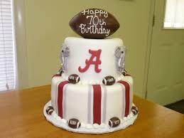 Alabama Crimson Tide Home Decor by Alabama Crimson Tide Birthday Cake Cakecentral Com