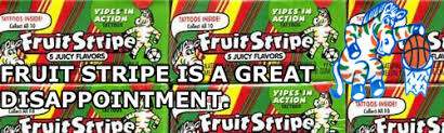 fruit stripe gum tattoo all the best fruit in 2017
