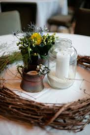 Handmade Centerpieces For Weddings by Capitol Inspiration Pictures Of Handmade Diy Rustic Wedding