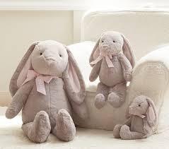 bunny plush bunny plush collection pottery barn kids