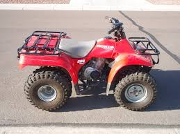 gallery of honda fourtrax