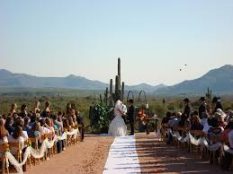 outdoor wedding venues az az wedding venues new fort mcdowell adventures outdoor weddings
