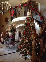 img 0089 christmas time christmas decor and decoration foyer decorated for christmas