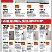 home depot refrigerators black friday sale black friday u0026 cyber monday 2015 home improvement remodeling