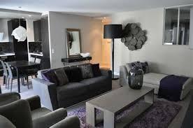 deco cuisine gris et blanc deco mur blanc et gris 8 tendance d233co la cuisine verri232re