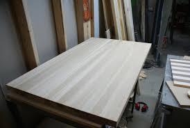 oak solid butcher block coffee table oak coffee table manmade ohiodsc07679 1195x800