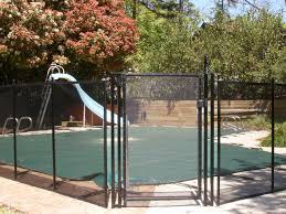 photos of our saver pool fences in carolina