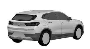 bmw x2 revealed in new patent photos the torque report