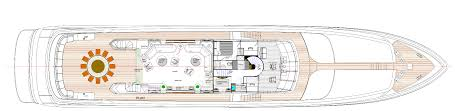 Mega Yacht Floor Plans by Project 12 Yacht