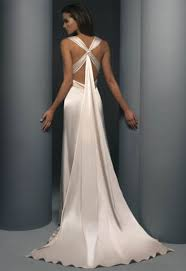form fitting bridesmaid dresses 2014 wedding dress trends the backless wedding dress
