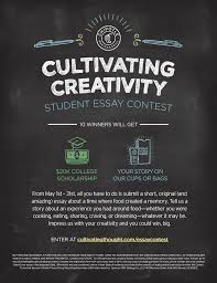 essay contest offers students scholarships and a chance to have