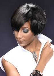 jet black short hair hairstyle pic 80 most captivating african american short hairstyles