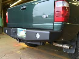 bumper ford ranger fearce offroad custom offroad rear bumpers for ford ranger