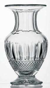 Colored Crystal Vases Lcr Design Saint Louis Crystal An Integral Part Of The Lcr