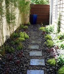 triyae com u003d narrow backyard garden designs various design