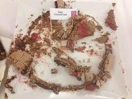 edinburgh eats baking sunday concorde cake