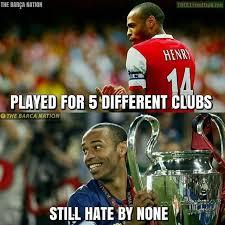 Henry Meme - thierry henry soccer memes goal91