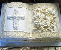 communion bible print cake photo
