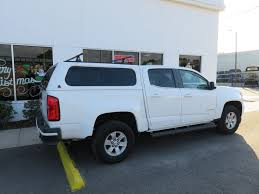 chevy colorado silver leer 100xr topperking topperking providing all of tampa bay