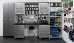 Lowes Racks Furniture Provides A Great Base Of Storage For Your Garage With