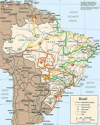 map of brazil driving in brazil traffic road maps money matters other