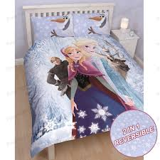 Wwe Bedding Disney Frozen Duvet Quilt Covers Bedding Junior Single Double Anna