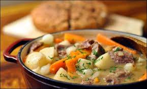 la cuisine irlandaise