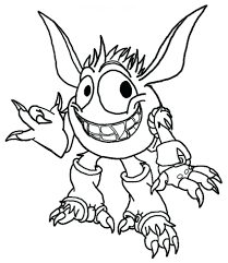 Cartoons Printable Coloring Pages For Hot Dog 158 Amazing Skylander Coloring Pages Printable