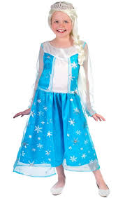 frozen costume disney s frozen elsa costume frozen elsa book week costume