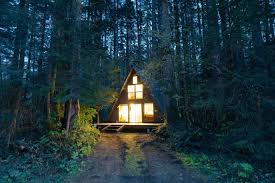 6 tiny cabins you can rent to get away from it all plain magazine