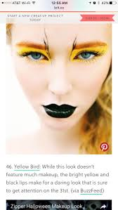 Black Eye Halloween Makeup 271 Best Halloween Makeup Images On Pinterest Halloween Make Up