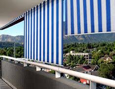 sonnenrollo f r balkon gallery of balkon sonnenschutz ohne bohren sichtschutz terrasse